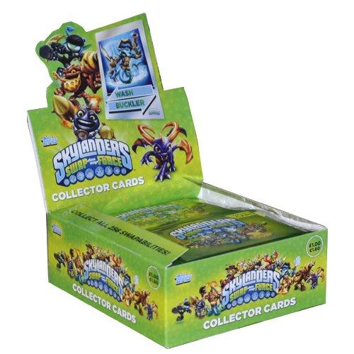 Skylanders Swap Force Trading Cards Booster (Boîte de 24)