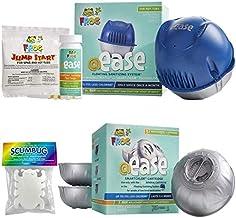 HotTubClub Frog @Ease Floating Sanitizing System for Tubs and Spas - Contains (@Ease SmartChlor Sanitizing System, @Ease S...