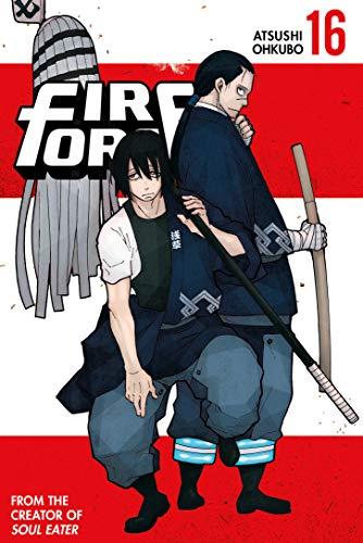 Ohkubo, A: Fire Force 16