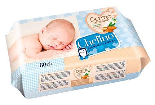 Chelino Fashion & Love Toallita Infantil - 60 Toallitas