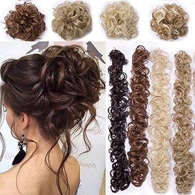 XXXL Haarverlängerung Haarteil Haargummi