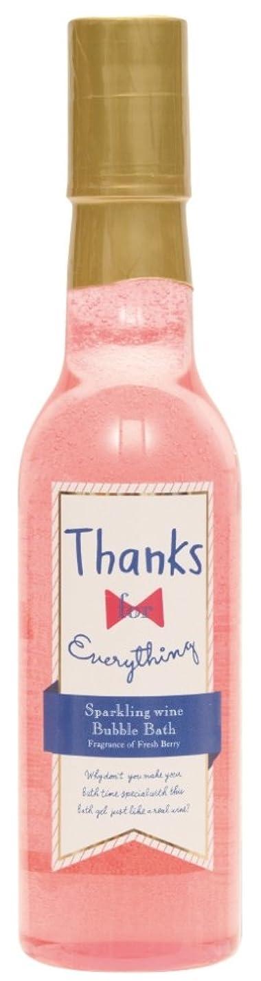 偏見審判フロントノルコーポレーション 入浴剤 バブルバス スパークリングワイン 240ml ベリーの香り OB-WIB-6-1