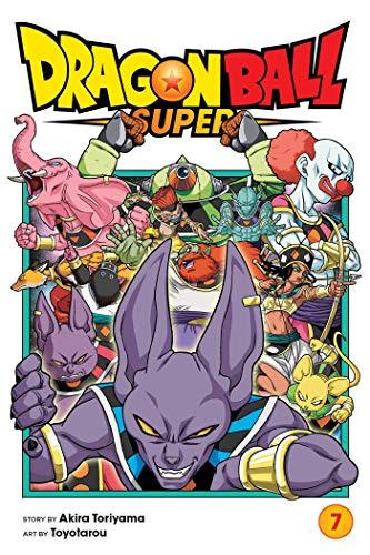 Dragon Ball Super, Vol. 7 (Volume 7)