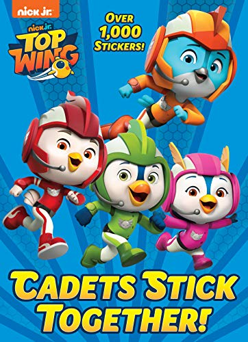 Cadets Stick Together! (Top Wing) [Idioma Inglés]
