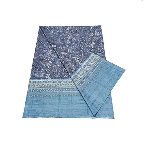 Bassetti Granfoulard Überwurf, 270 x 270 cm, vielseitig verwendbar, Sofaüberwurf, Tagesdecke, Picknickdecke, G1 Spanien