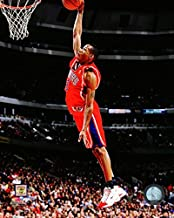 Allen Iverson 76ers Slam Dunk 8