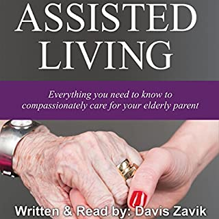 Assisted Living audiobook cover art