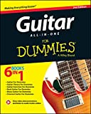 Guitar AIO FD 2e: Book + Online Video and Audio Instruction (For Dummies)