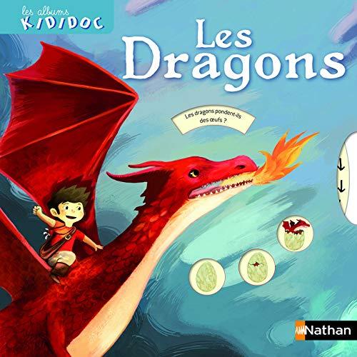 Les Dragons - Livres animé Kididoc - Dès 4 ans (2)