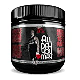 5% Nutrition - Rich Piana All Day You May, Fruit Punch