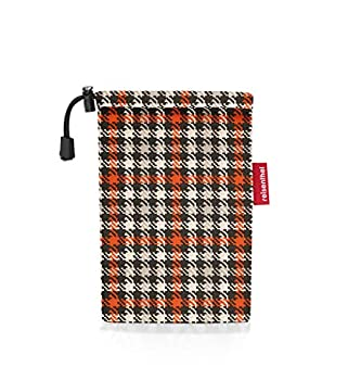 Reisenthel Mini Maxi Poncho glencheck Red Housse Anti-Pluie 141 Centimeters Multicolore (Glencheck Red)