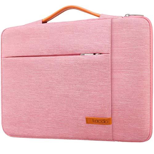 Lacdo 13 Zoll 360° R&umschutz Laptop Hülle Tasche für 13 Zoll Neu MacBook Pro A2338 M1 A2251 A2289 A2159 A1989 A1706, 13