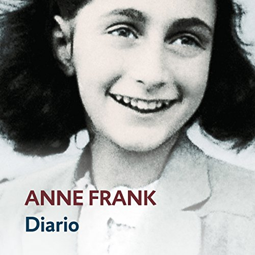 Diario de Anne Frank [Diary of Anne Frank] audiobook cover art