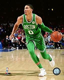 Jayson Tatum Boston Celtics 2017-2018 NBA Action Photo (Size: 8