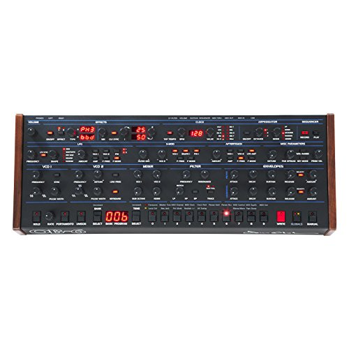 Find Discount Dave Smith Instruments OB-6 Module 6-Voice Polyphonic Analog Synthesizer Module