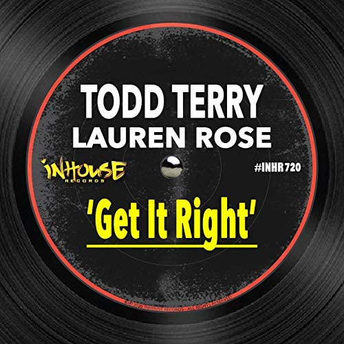 Todd Terry & Lauren Rose