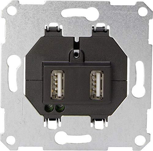 Kopp 296101185 UP-USB-Ladegerät 2x1050mA