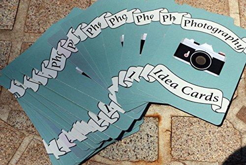 Photography Idea Cards -- Original Deck