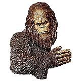 TTYU Bigfoot The Bashful Yeti Tree Statue,Strong Orangutan Bigfoot Resin Sculpture ,Tree Hugger Decor, Garden Yard Art Tree Sculpture,3D Garden Decoration for Indoor Outdoor (Large Size)