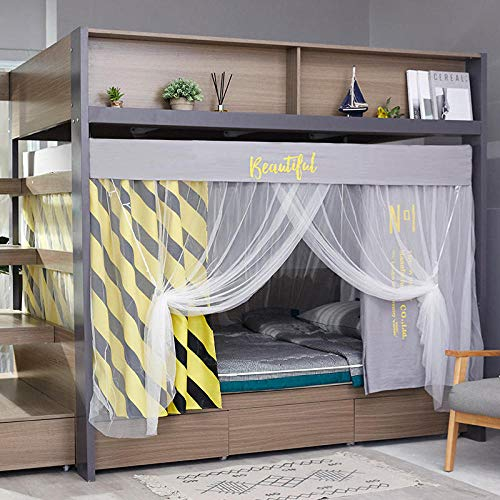 Mosquiteras2020 nuevo dormitorio para estudiantes mosquiteros cortinas de cama sombreado antimosquitos mosquiteros cama y mosquiteros