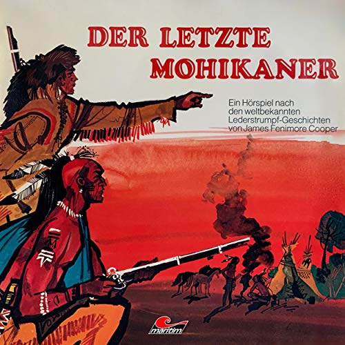 Der letzte Mohikaner  By  cover art