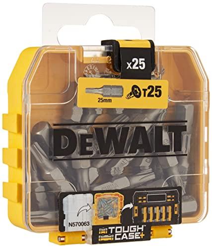 Dewalt DT7962 Pack de 25 puntas T25