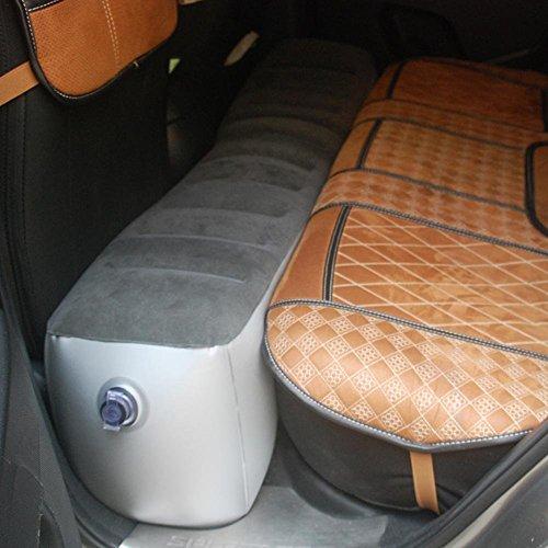 Aufblasbares Fußstützenkissen für Erwachsene und Kinder zum Entspannen in Auto, Büro, zuhause, im Bett auf langen Flugreisen, multifunktional