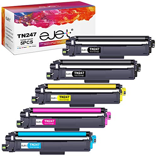 ejet TN247 Toner Kompatibel für Brother...