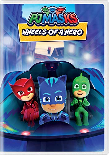 PJ Masks: Wheels of a Hero [DVD]