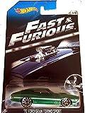 Hot Wheels 2014 Hot Wheels Fast & Furious – Ford Gran Torino Sport 1972 Grand [5/8]
