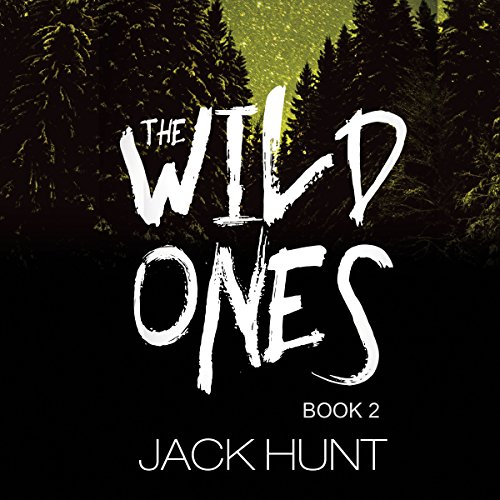 The Wild Ones: Book 2 audiobook cover art