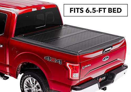 BAK BAKFlip G2 Hard Folding Truck Bed Tonneau Cover   226327   Fits 2015-20 Ford F150 6'6' Bed