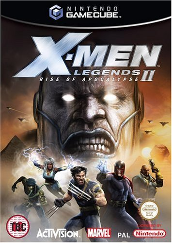 X-Men Legends II: Rise of Apocalypse (GameCube)
