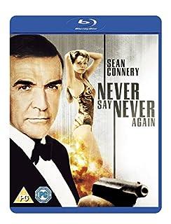 Never Say Never Again [Blu-ray] [1983] [Region Free] (B00AVWIQZS) | Amazon price tracker / tracking, Amazon price history charts, Amazon price watches, Amazon price drop alerts