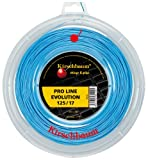 Kirschbaum PRO Evolution Line-Corda per Racchetta da Tennis, 200 m, 1,25 mm