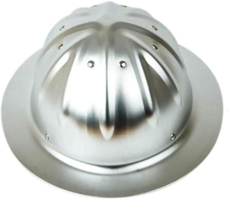 Hard Hats Aluminum Alloy Helmet D 並行輸入品 Full High-Strength 最新アイテム Brim