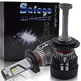 Safego Lampadine H7 LED 8000LM, Fari Abbaglianti o Anabbaglianti per Auto, Kit...