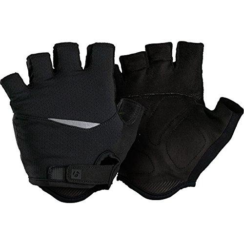 Bontrager Circuit Fahrrad Handschuhe kurz schwarz 2020: Größe: L (9)