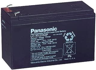 Panasonic 12V 7.2Ah Sealed Lead Acid Battery
