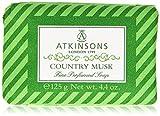 ATKINSONS Seife Country Musk, 125 g