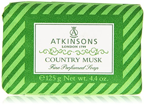 ATKINSONS Country Musk Savon 125 g