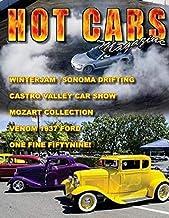 HOT CARS MAGAZINE: The Nation`s Hottest Car Magazine! (Volume 3)