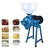 Best Electric Grain Mills - 1500W Grinder Machine Flour Mill Cereals Grinder Electric Review