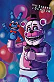 Trends International Five Nights at Freddy's Sister Location Funtime Freddy, 22.375' x 34'