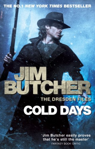Cold Days: The Dresden Files, Book Fourteen (The Dresden Files series 14) (English Edition)