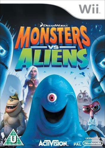 Monstruos contra Alienigenas
