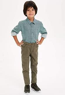 DeFacto Regular Fit Pantolon Erkek çocuk Pantolon