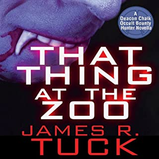 That Thing at the Zoo cover art