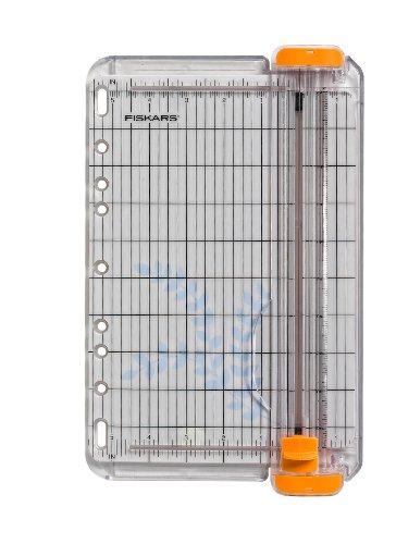 Fiskars SureCut Papierschneidemaschine, 22,9 cm (154460-1007)