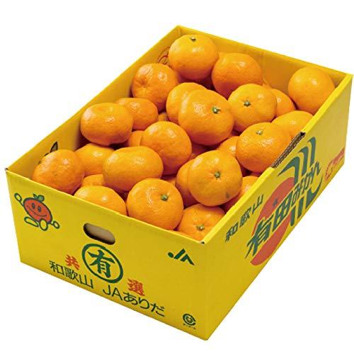 みかん 有田みかん 青秀3L~ 2Lサイズ 3kg 和歌山県産 JAありだ ミカン 蜜柑